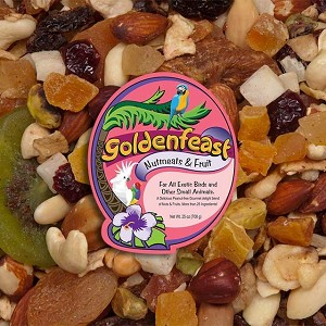 Goldenfeast - Nutmeats and Fruits - 23oz