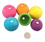 Pod Cups - Small - 1 to 1-1/2' - Coloured - 6pc